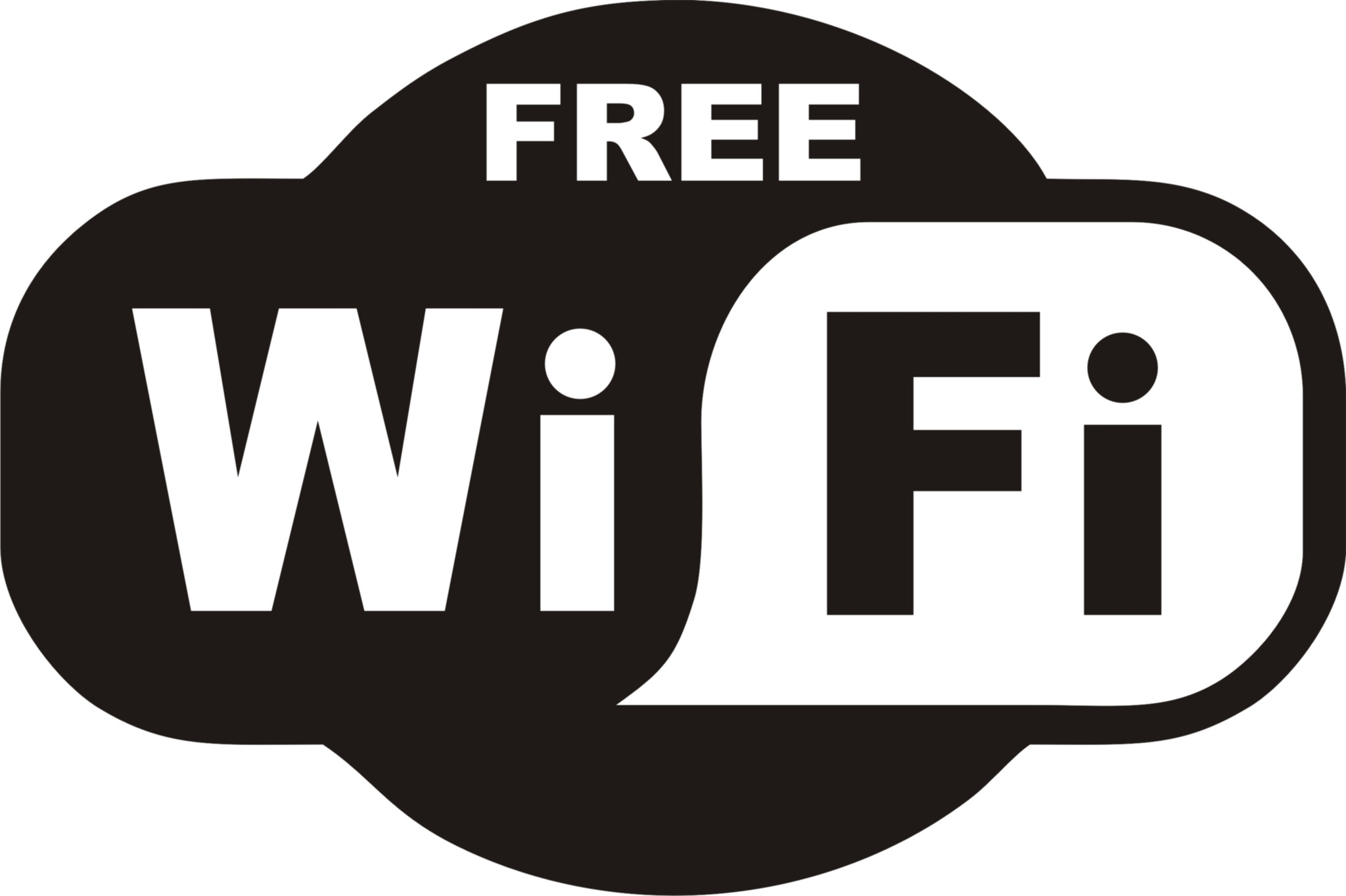 Gratis internet (WIFI) in huisje