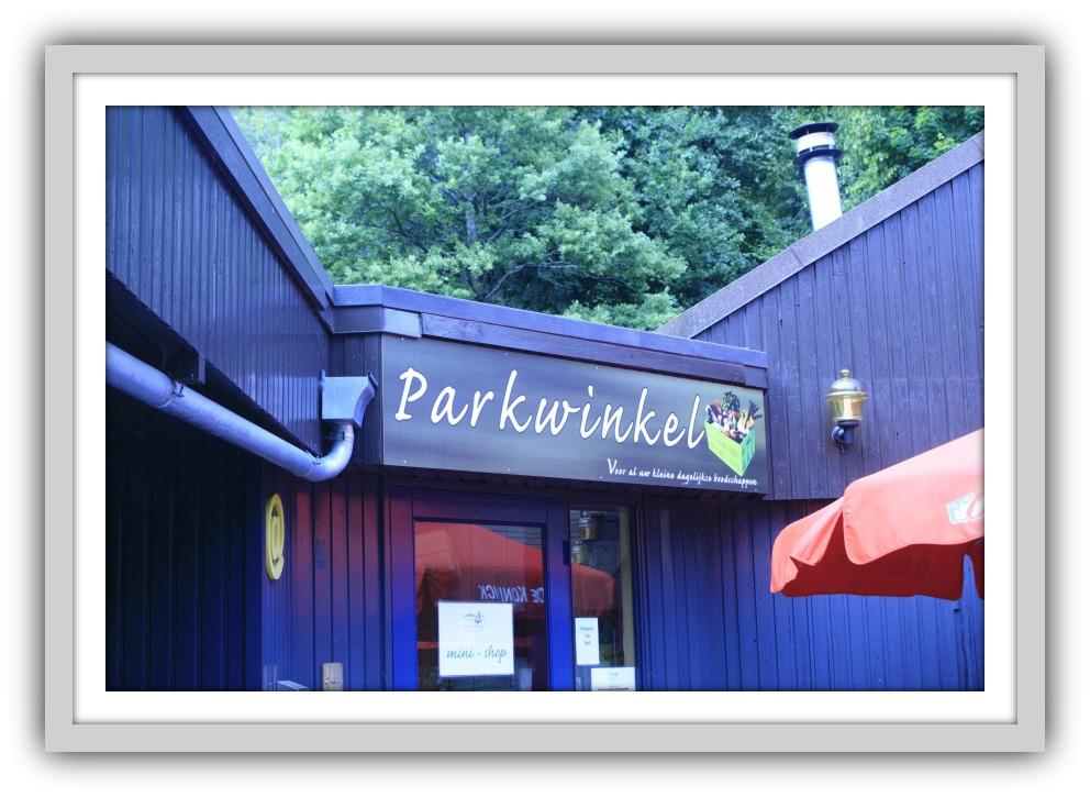 Het park - Parkwinkel
