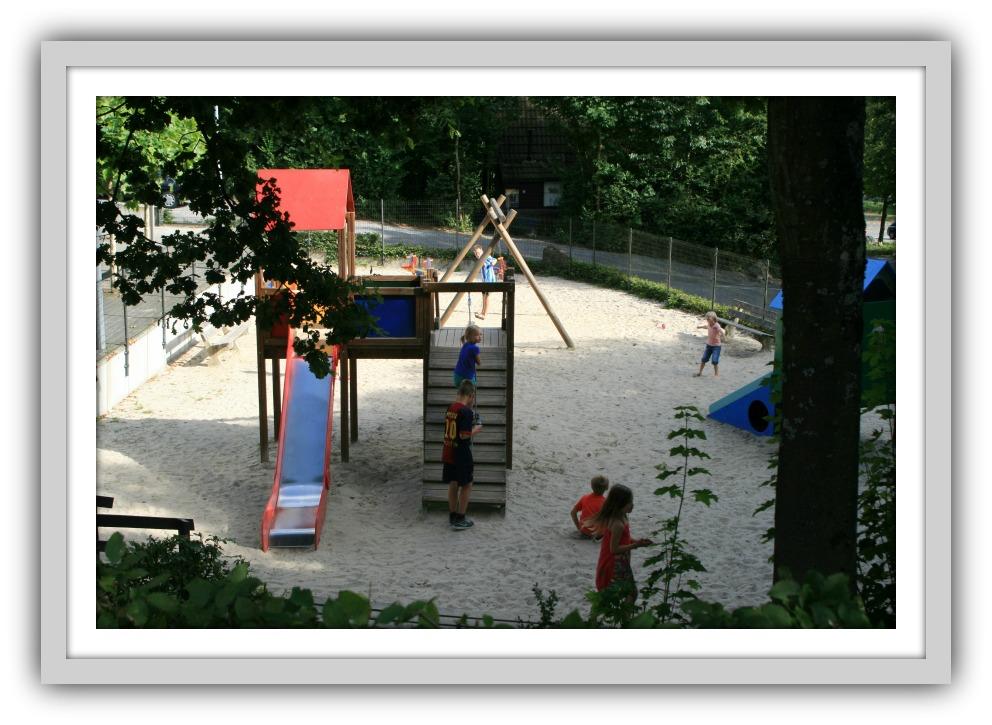 Het park - Speeltuin