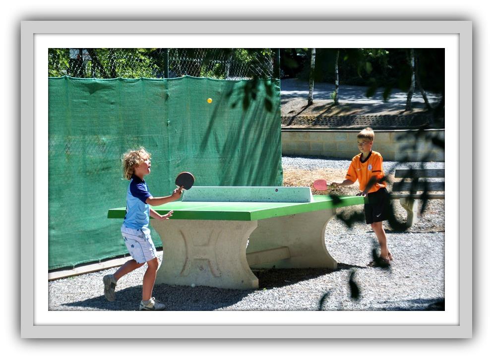 Het park - Tennis