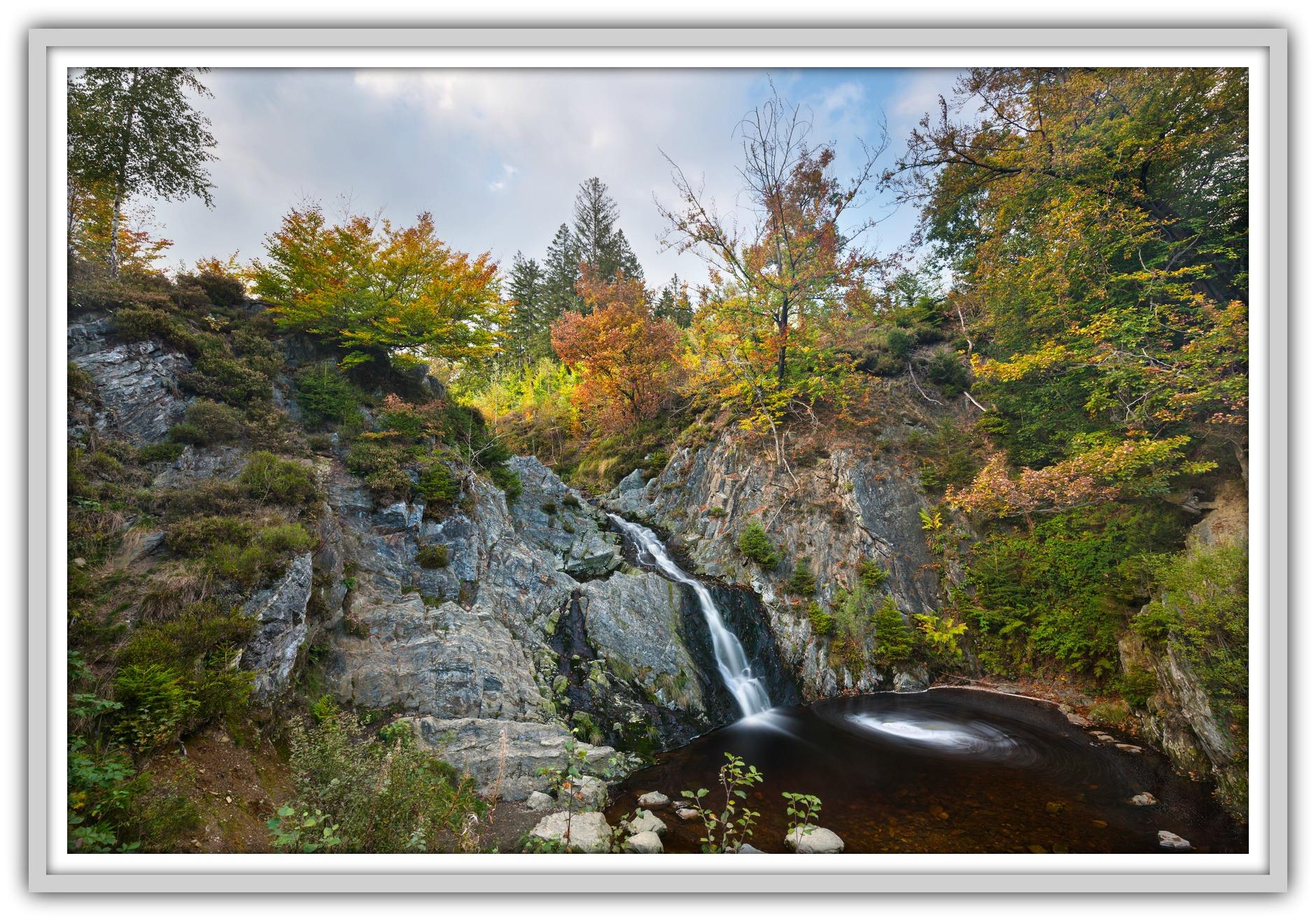 Natuur - Watervallen